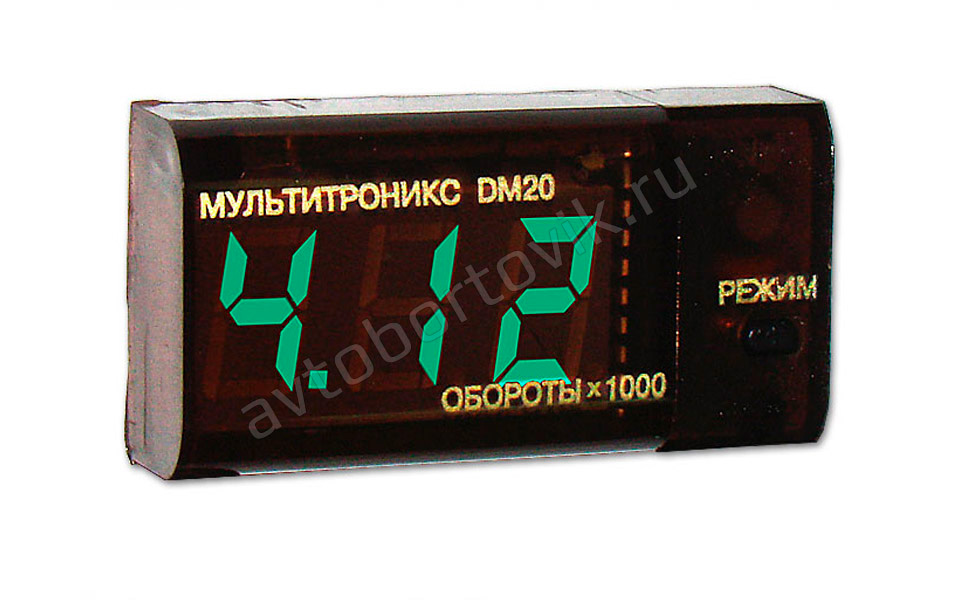 Тахометр Multitronics DM20D